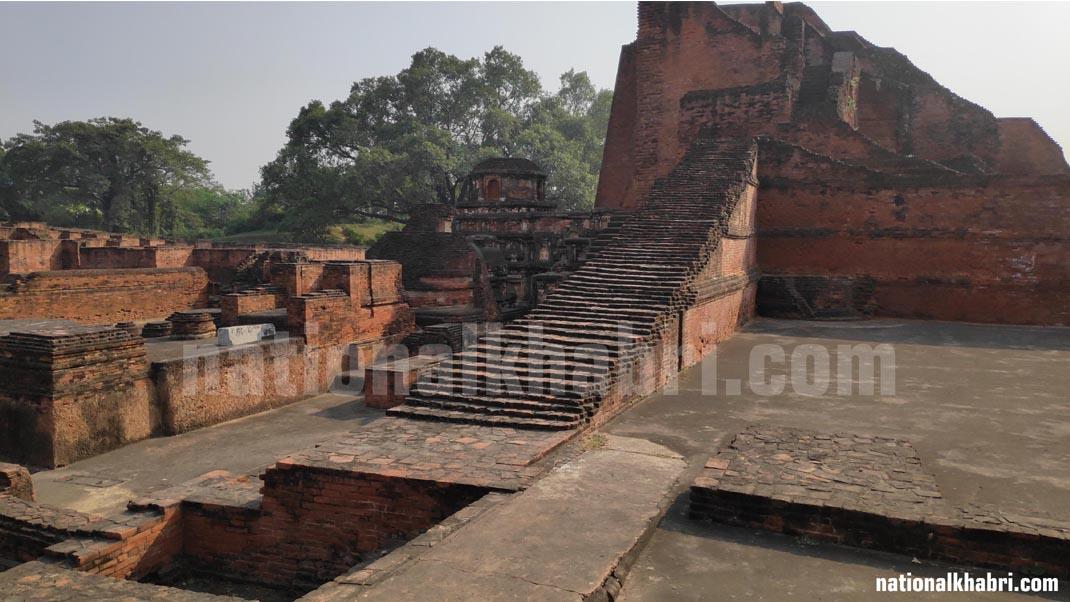 नालंदा विश्वविद्यालय- old nalanda university bihar